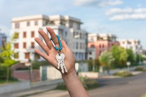 house keys rental property home owner key chain vaughan
