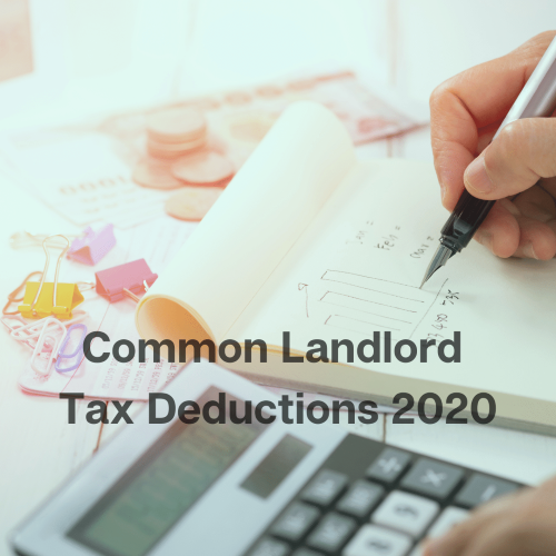 Landloard Tax Deductions 2020